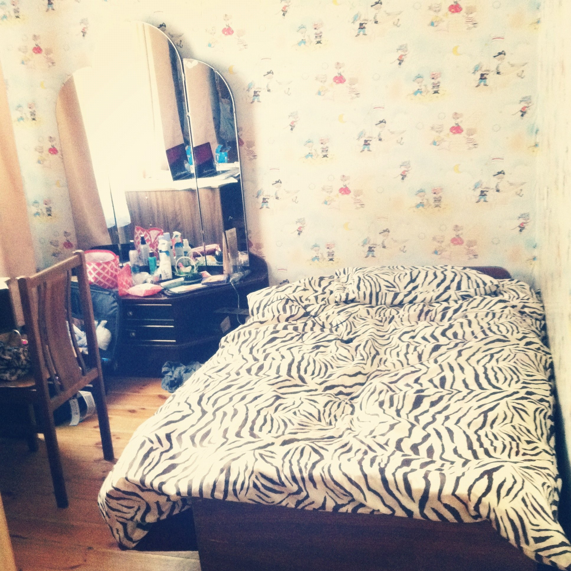 bed in lithuania