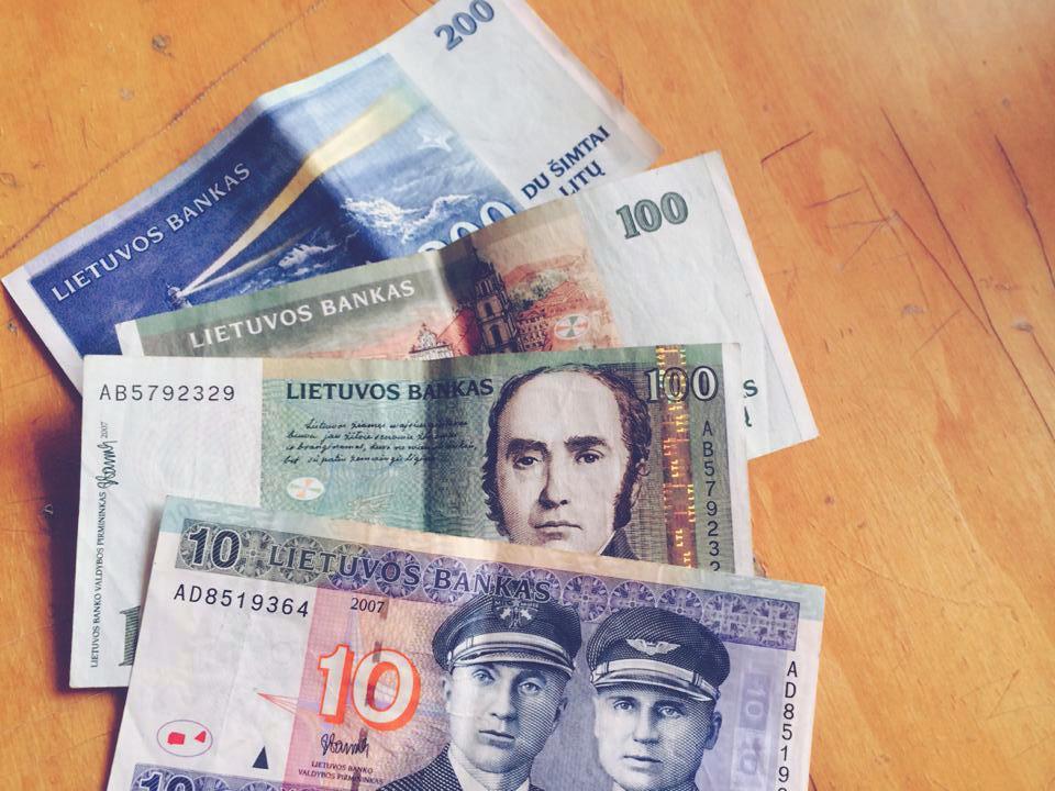 Lithuania money