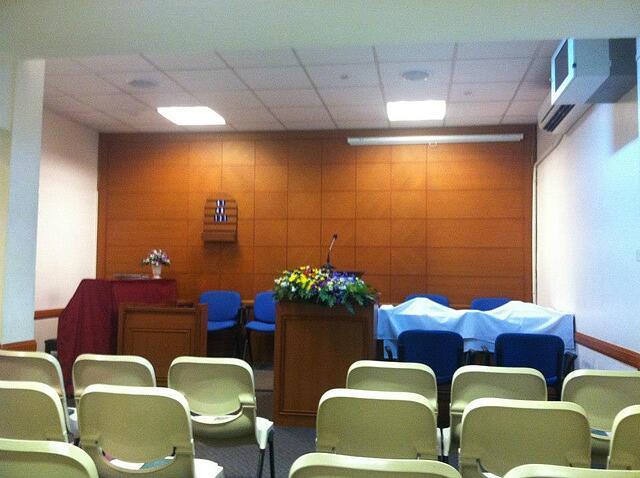 LDS church in Thailand