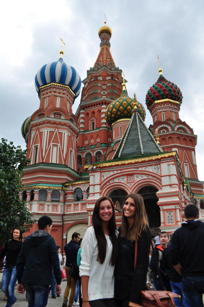 ILP Volunteers in Russia
