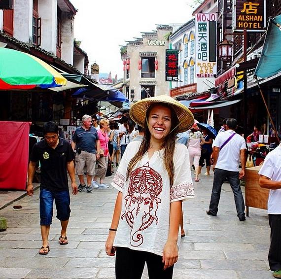ILP China Volunteer