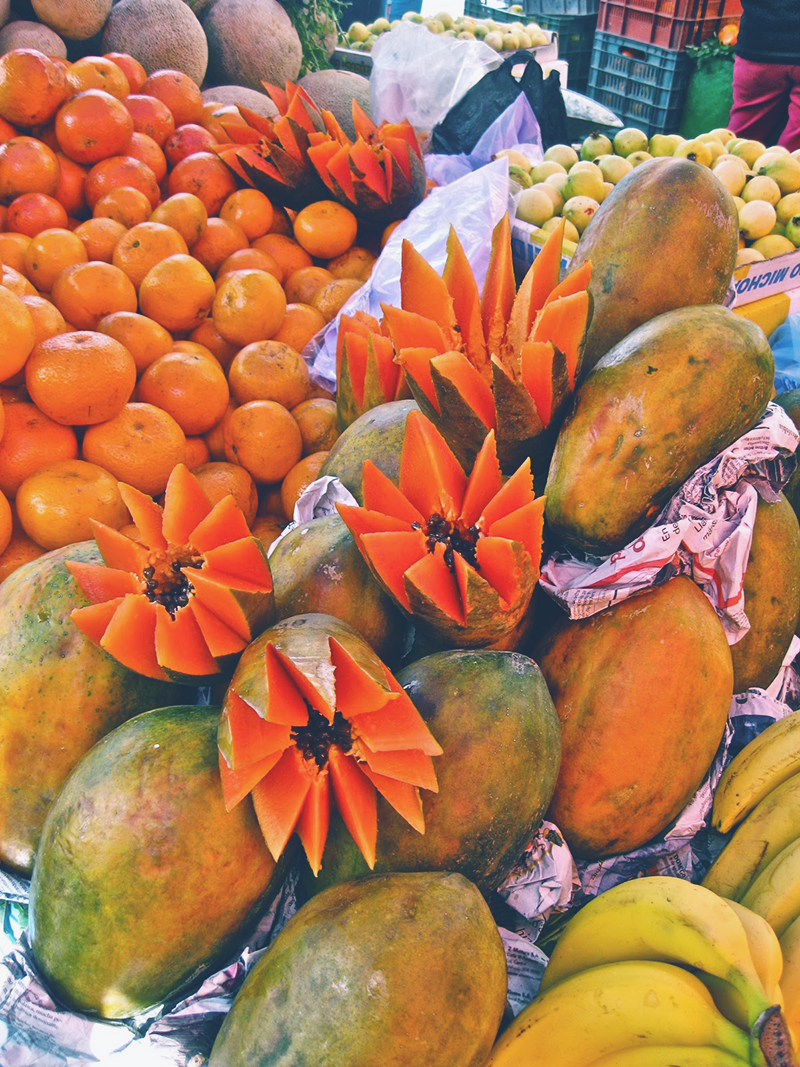 mexican fruit market