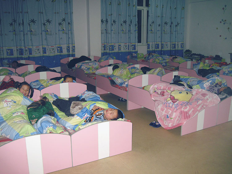 Chinese beds