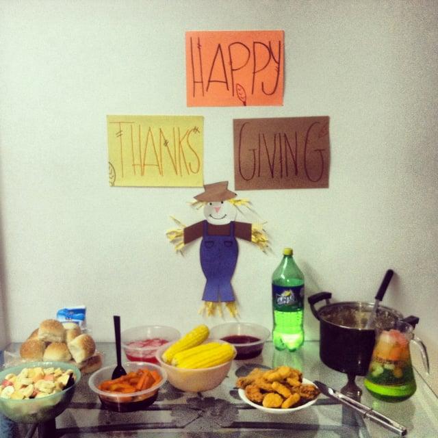 Happy Thanksgiving  - ILP China