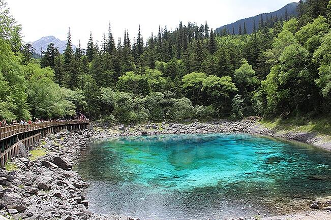 5 colored pool - ILP China