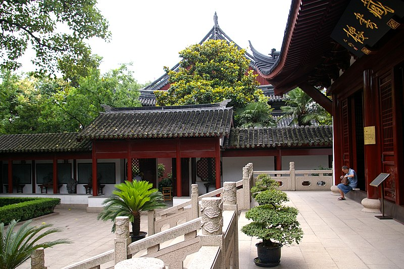 800px-20090628_Shanghai_Wen_Miao_0564