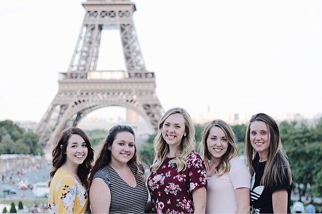 ILP Volunteers in Paris