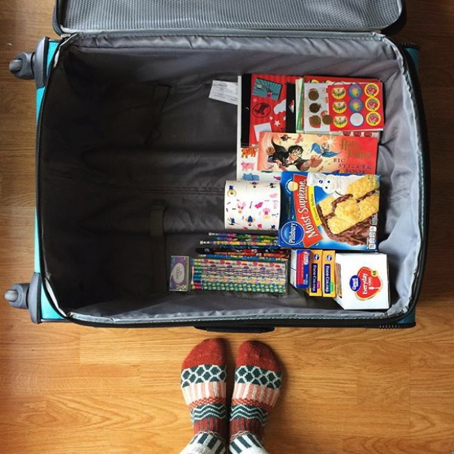 ILP Adventure - Packing