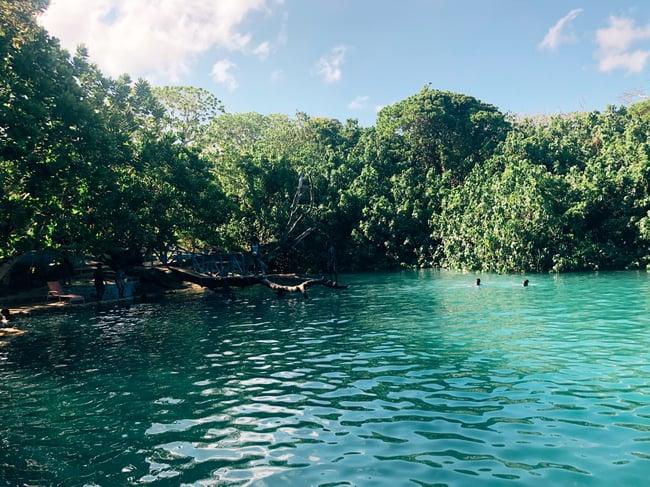 Teaching English in Vanuatu
