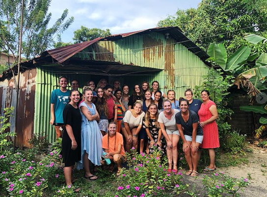 serve in the DR