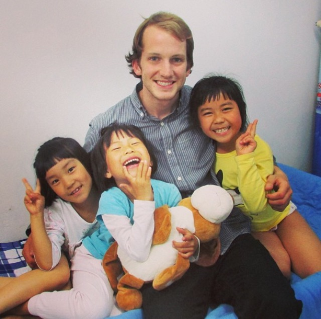 Mark - ILP China Volunteer