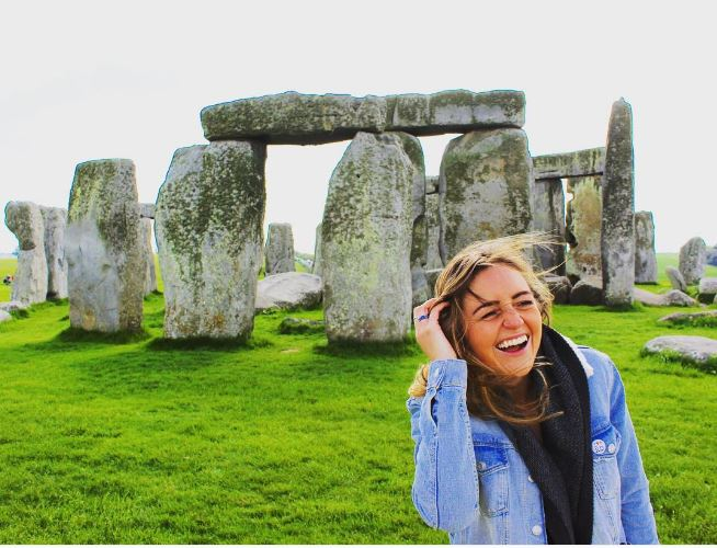 ILP_Volunteer_at_Stonehenge
