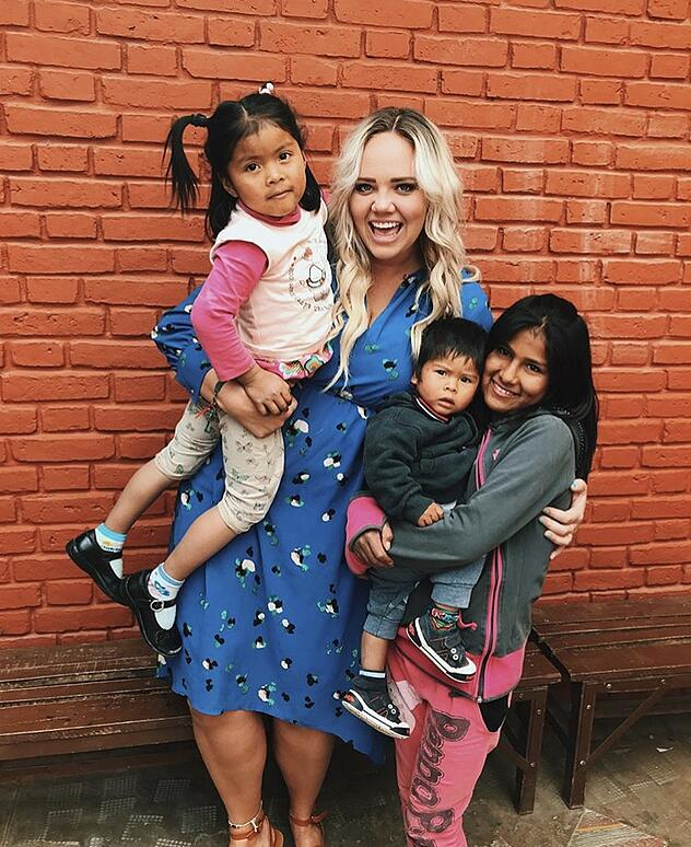 Come volunteer abroad with us!