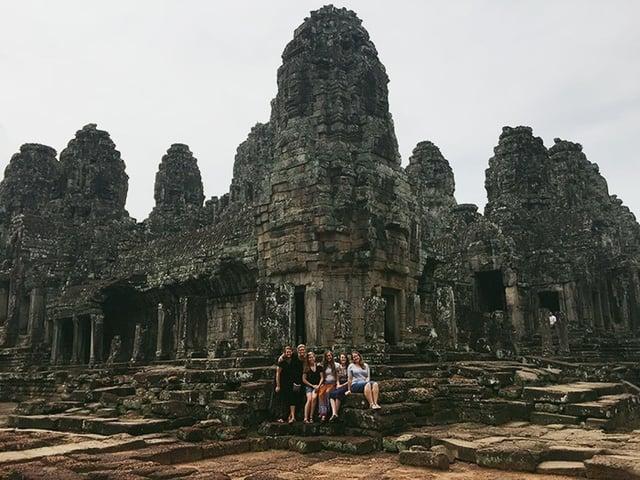 ILP Thailand in Cambodia