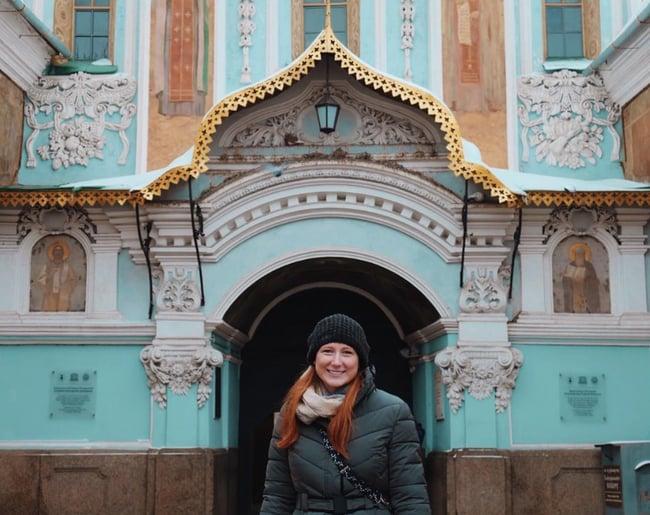 ILP Ukraine Volunteer
