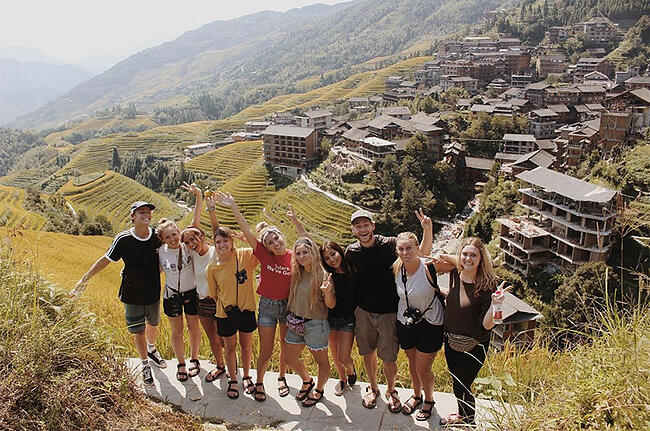Teaching English in China with ILp