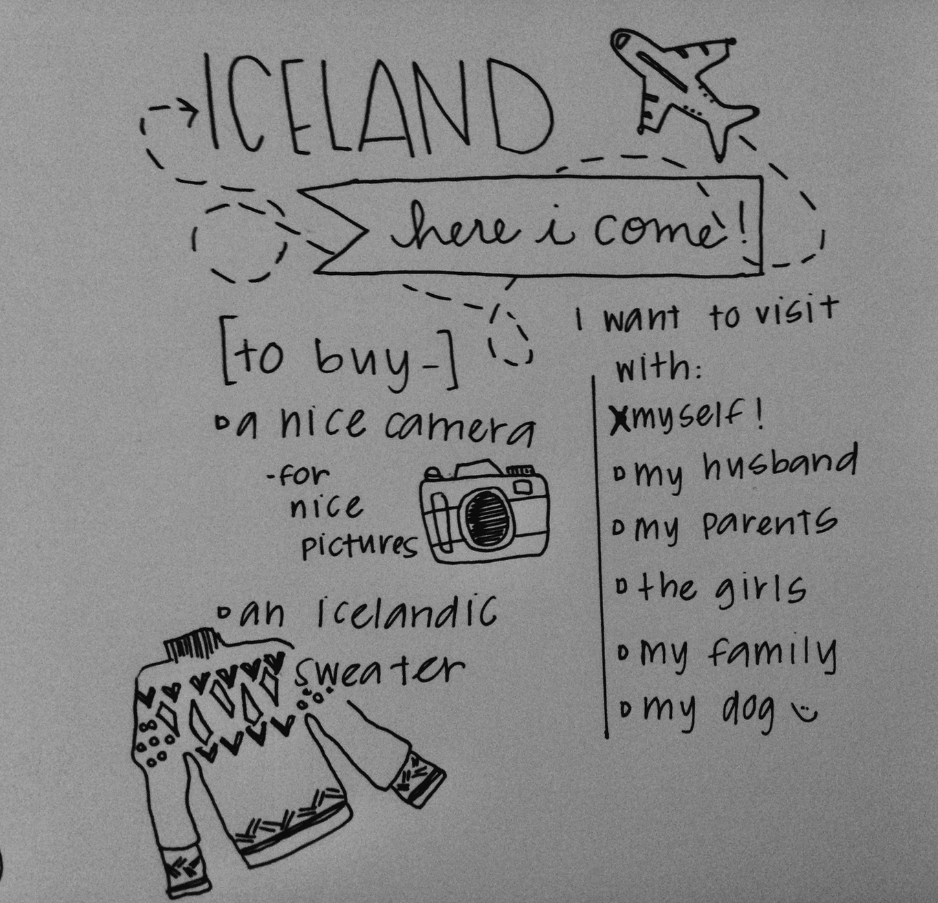 Visit Iceland with ILP