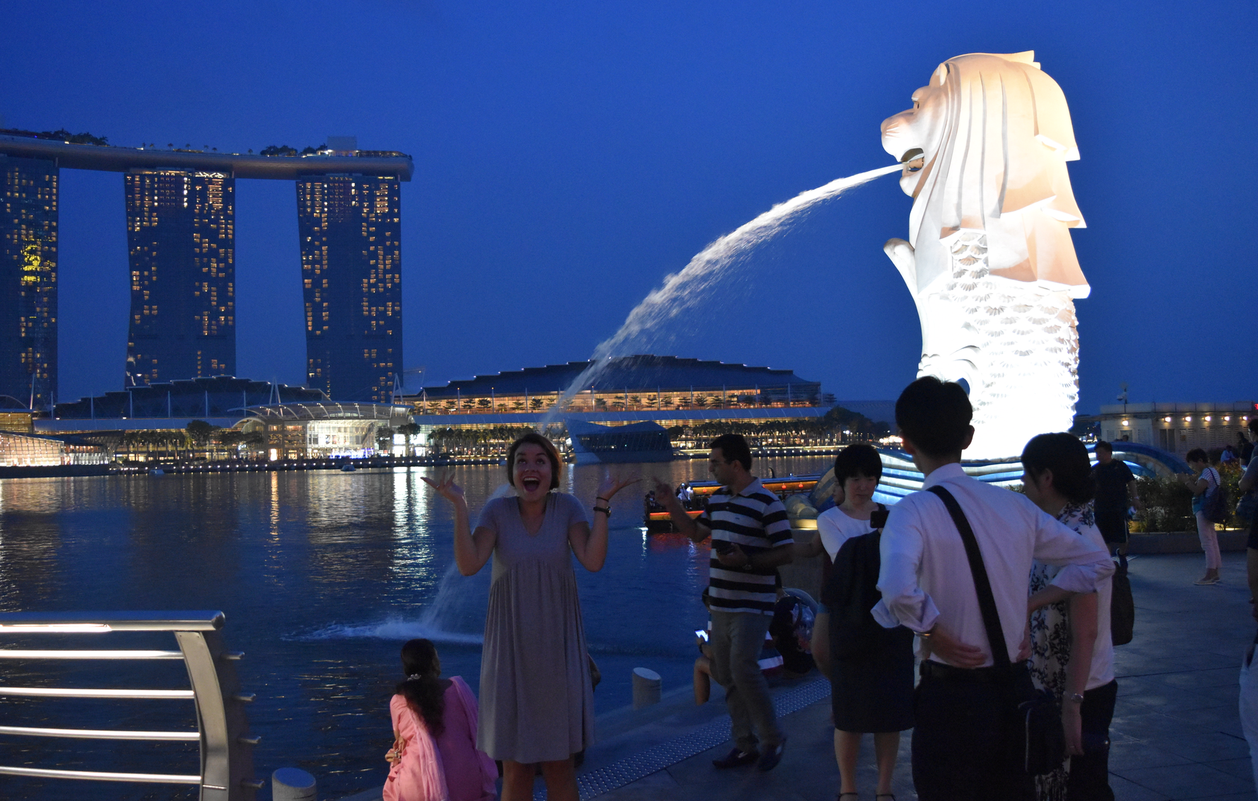 Visit Singapore with ILP