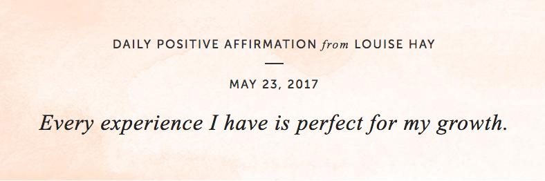 ILP Adventure - affirmation