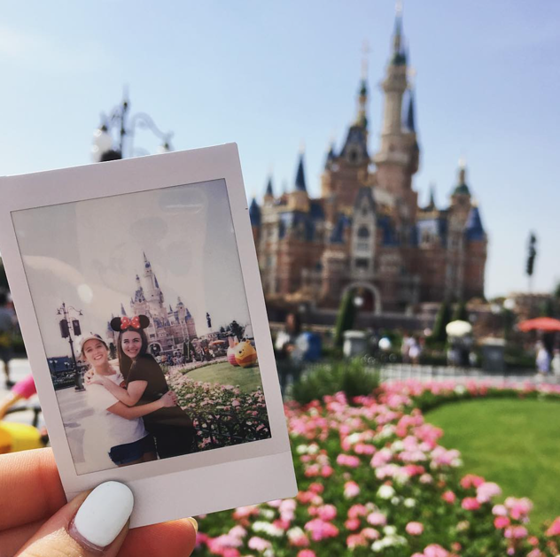 Go volunteer abroad (and see Mickey, too!)