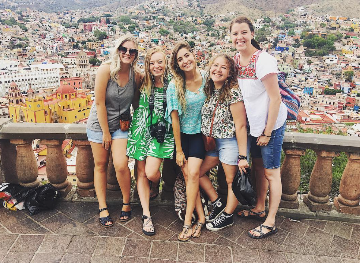 ILP Group in vacationing in Mexico