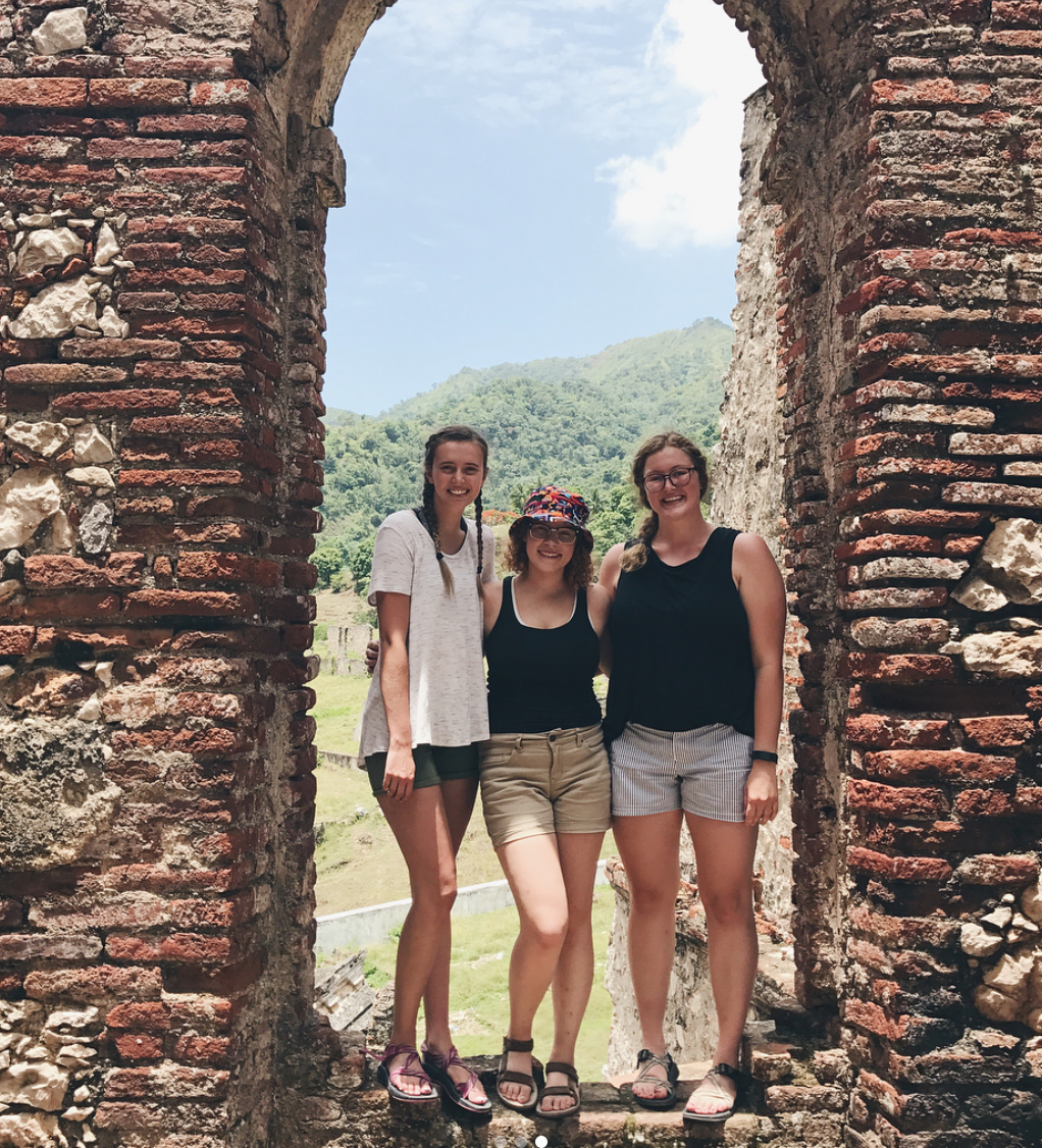 Volunteer in Haiti with ILP
