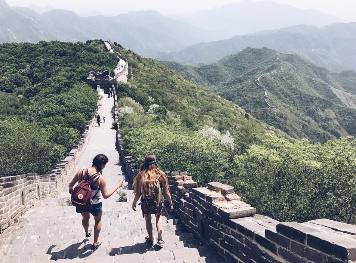 Living in China with ILP