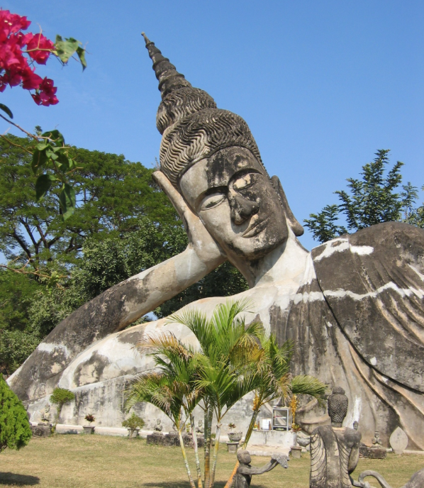 Vacation in Laos with ILP