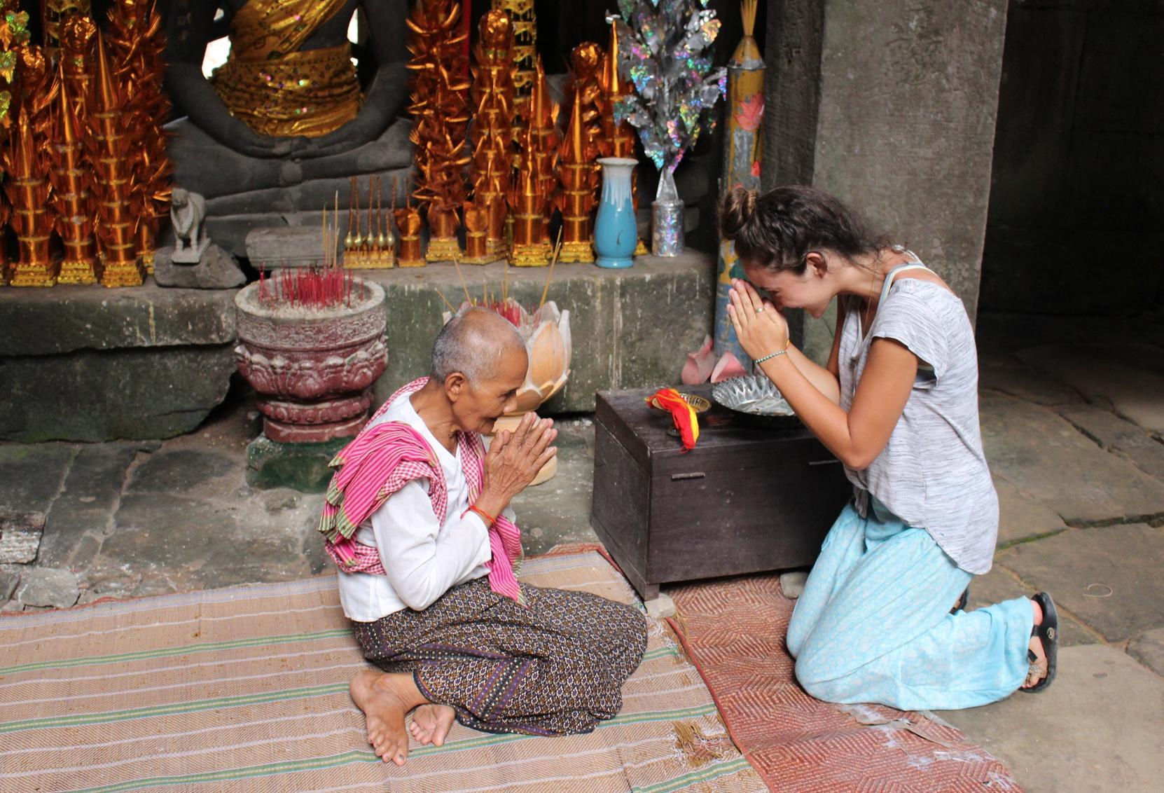 ILP Thailand volunteer