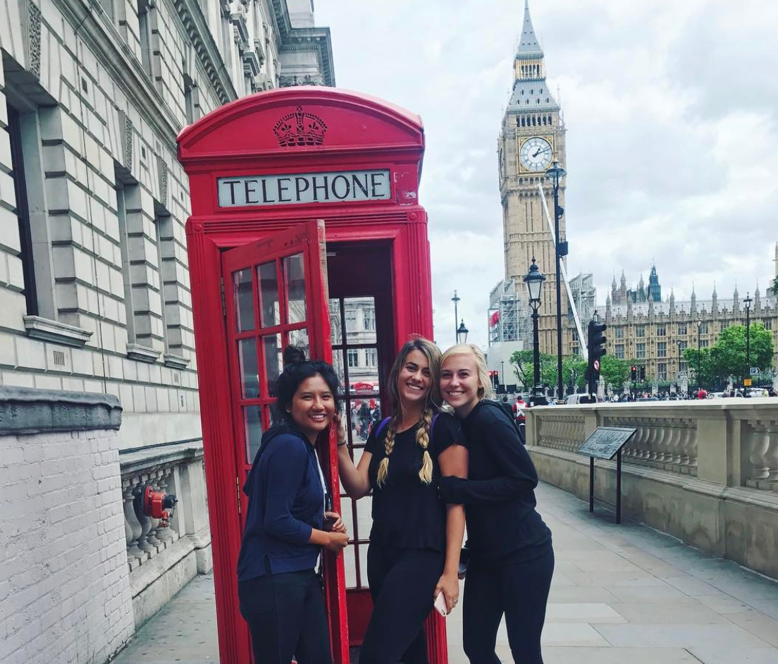 Vacation in London with ILP