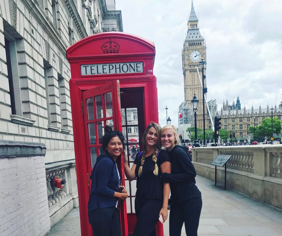 See London with ILP