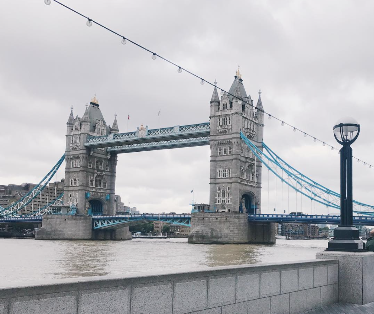 Visit London while volunteering with ILP