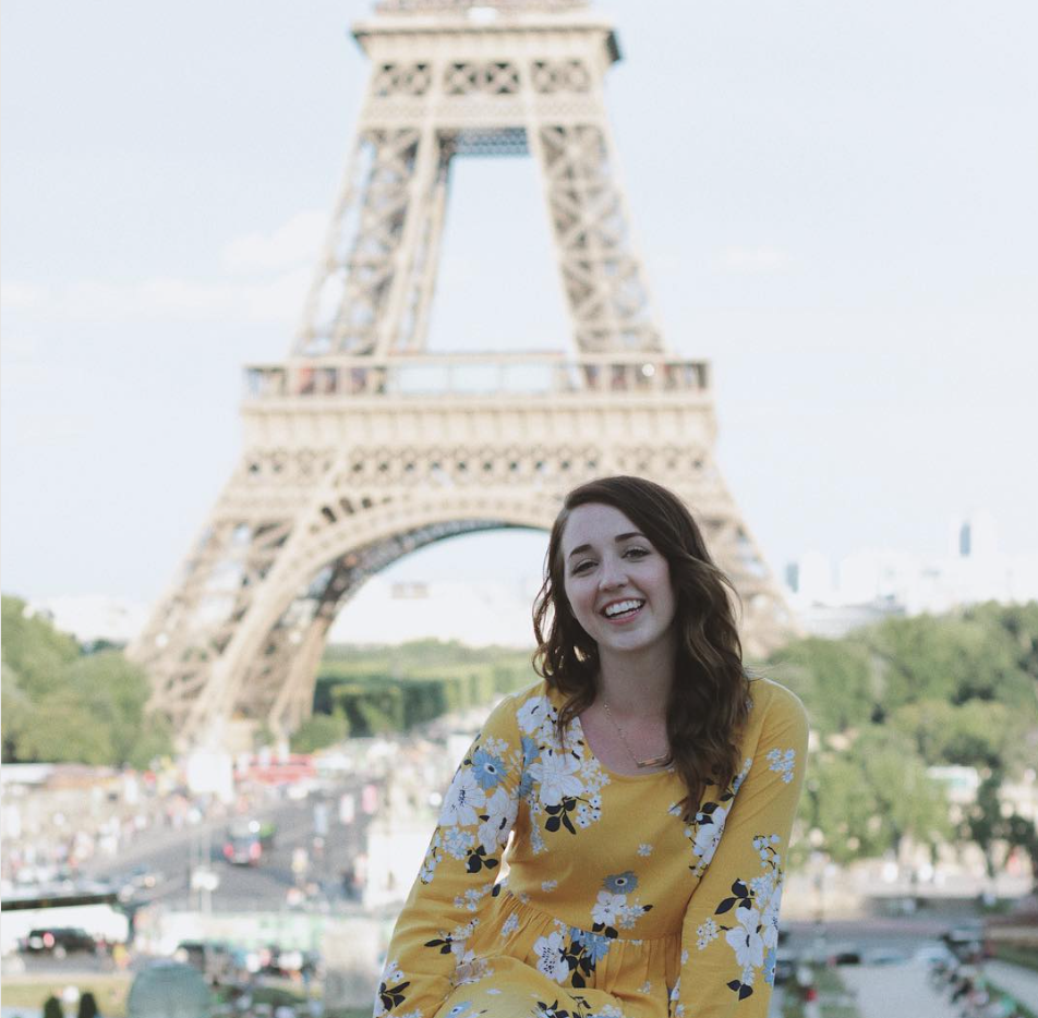 Visit Paris while living in Poland with ILP
