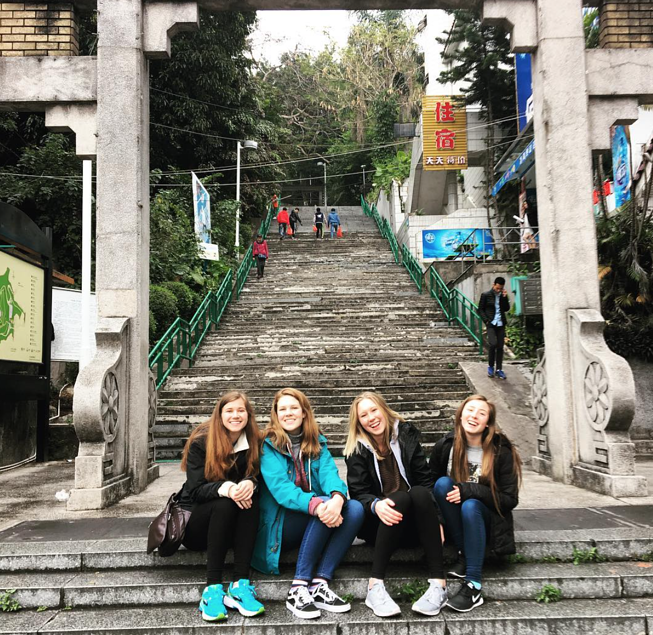 BYU China programs
