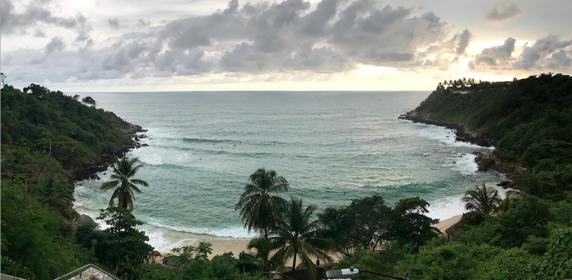 ILP Mexico vacations — Puerto Escondido