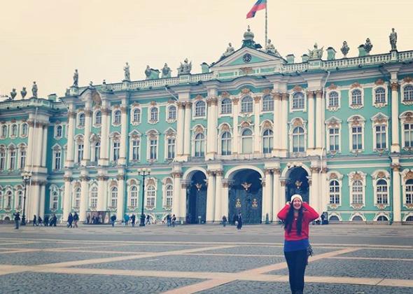 ILP Volunteer in Russia