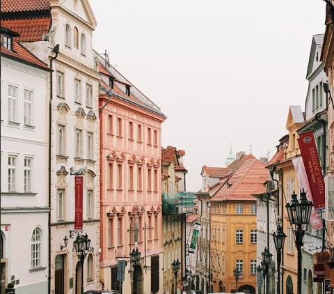 ILP Poland in Prague