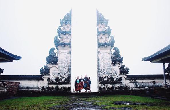 ILP Thailand volunteers in Bali