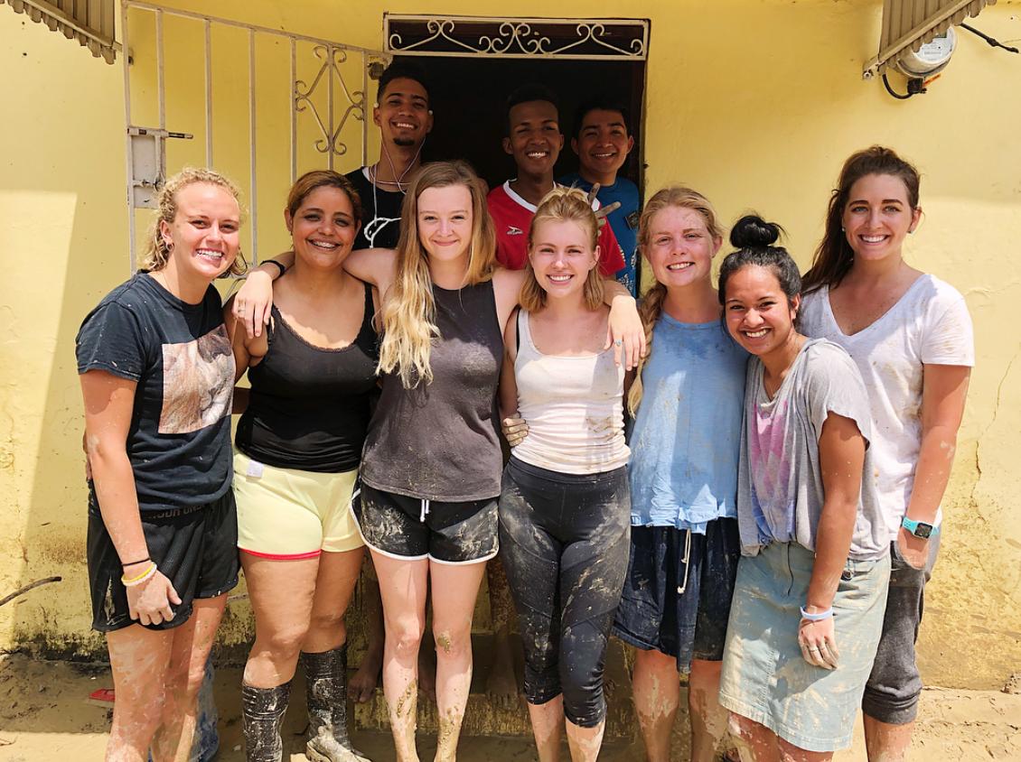 LDS volunteer program