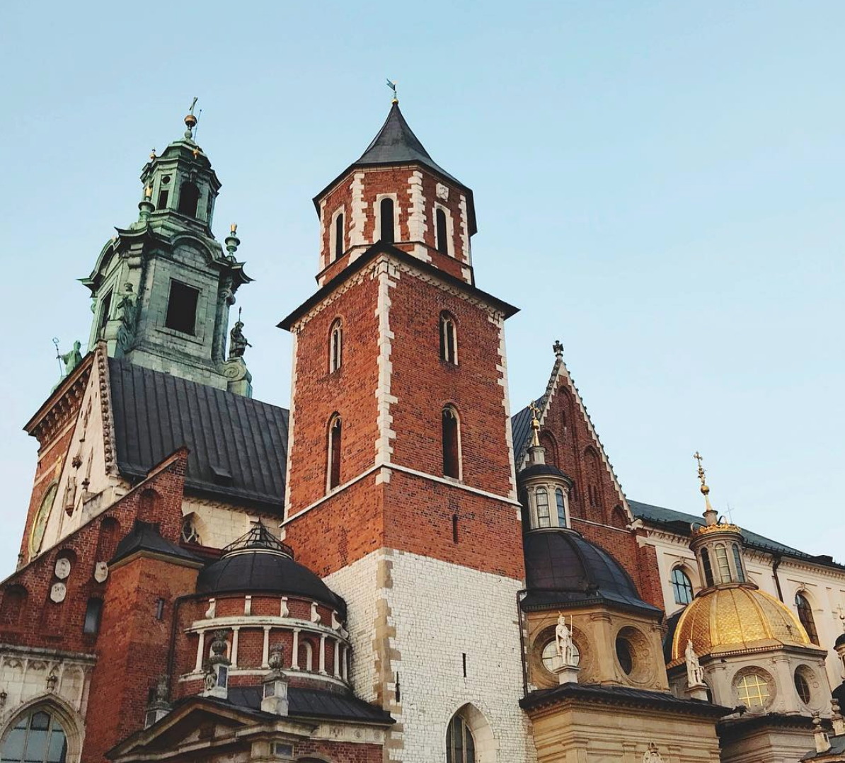 LDS church in Poland