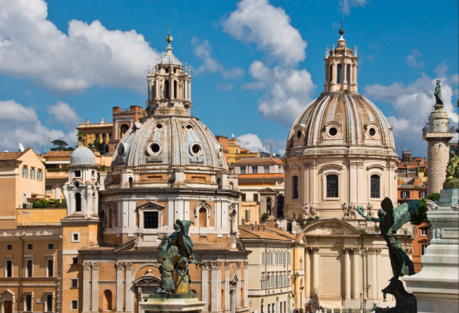 ILP Adventure in Rome