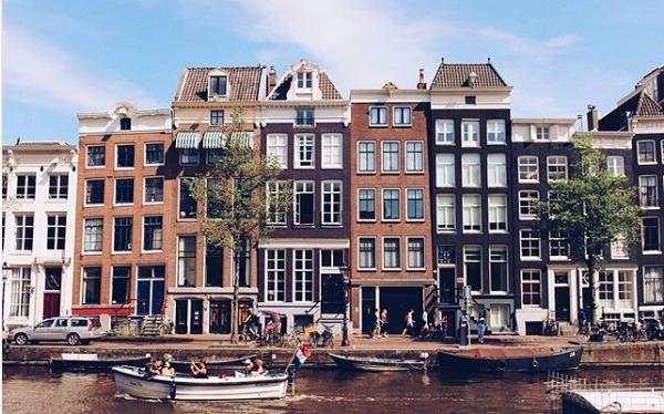 ILP Poland in Amsterdam
