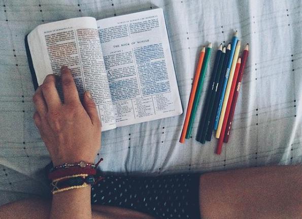 ILP Volunteer - LDS Scriptures