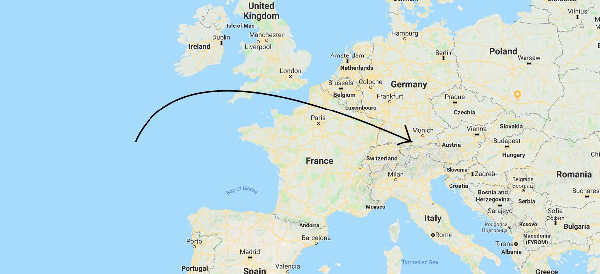 ILP Adventure in Europe