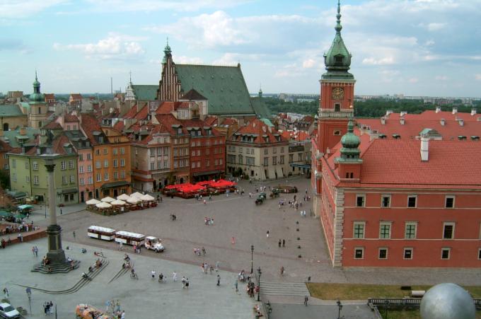 ILP Adventure - Warsaw, Poland