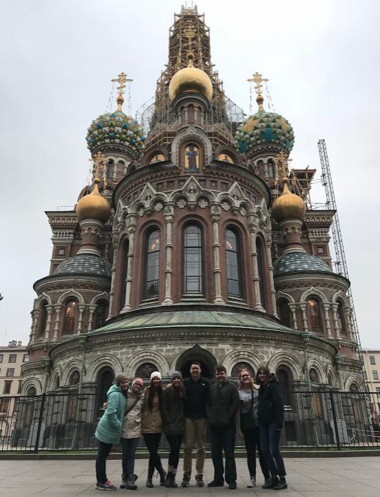 ILP Russia Volunteers
