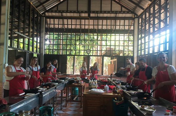 ILP Thailand - Cooking School