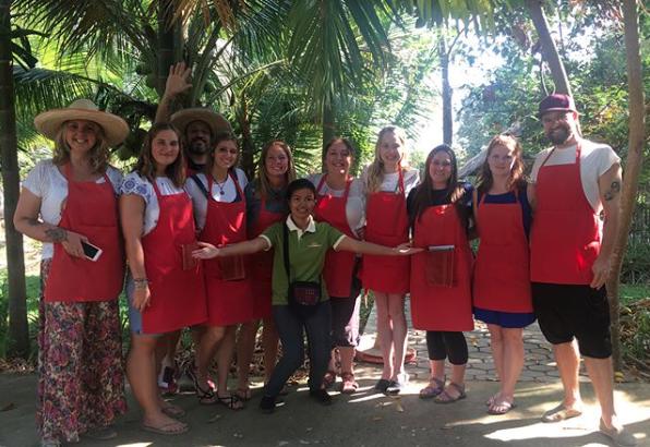 ILP Thailand Thai Family Farm Cooking School