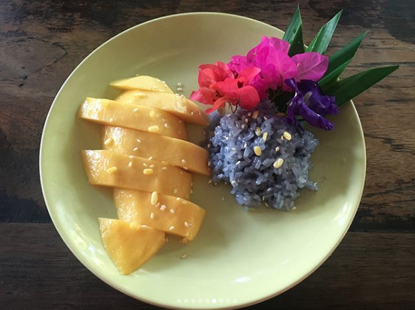 ILP Thailand - Mango Sticky Rice