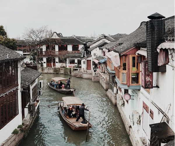 ILP China - Water Towns